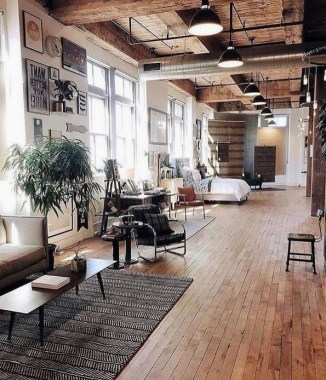19 Warehouse Style Loft With Stunning Visual Appeal 10