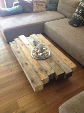 20 On Budget DIY Coffee Table Designs 28