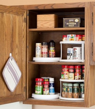 20 Well Organized Spices Arrangement In Your Kitchen 22