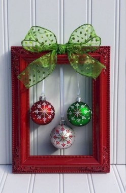 21 Cute DIY Christmas Craft Ideas To Decorate Your Home 04