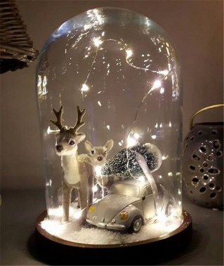 21 Cute DIY Christmas Craft Ideas To Decorate Your Home 36