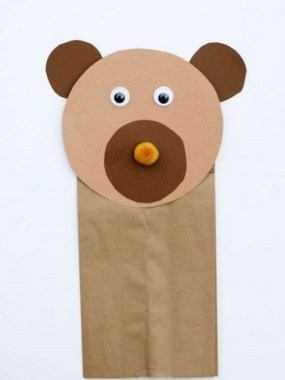 21 Easy DIY Puppet Crafts For Your Kids 05
