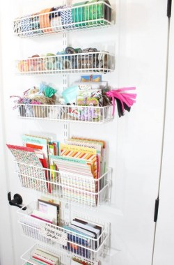 21 Functional DIY Stationery Storage To Have A Good Organizer 27