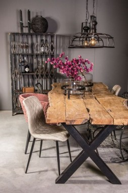 21 Stylish Rustic Industrial Decor Accents To Take In Consideration 26