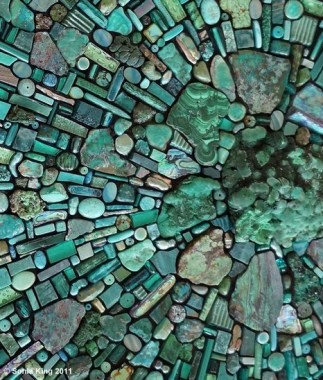 17 Beautiful Pebble Mosaic Patterns To Inspire You 15