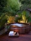 18 Best Backyard Hot Tub Deck Design Ideas For Relaxing 29