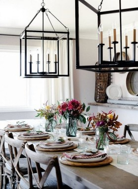 18 DIY Centerpiece Ideas To Beautify Your Dining Room This Fall 03