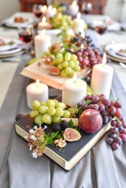 18 DIY Centerpiece Ideas To Beautify Your Dining Room This Fall 17