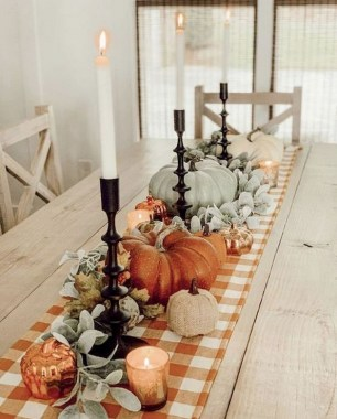 18 Pretty DIY Thanksgiving Decoration Ideas 08