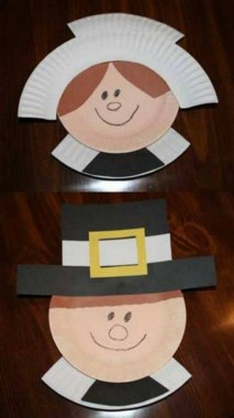 19 Delightful DIY Fall Paper Craft Ideas For Your Classroom Activities 02