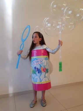 19 On Budget DIY Kids' Halloween Costume That Will Be Really Worthy 28