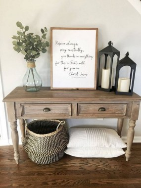 20 Affordable DIY Farmhouse Decoration To Maximize Your Home Look 24