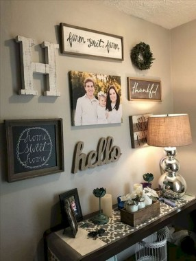 20 Affordable DIY Farmhouse Decoration To Maximize Your Home Look 25