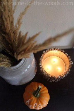 20 Pretty DIY Decorative Candle This Fall 22