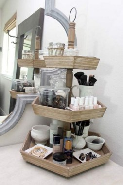 21 Pretty Chic DIY Makeup Storage Ideas For An Inexpensive One 19