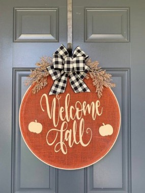 21 Wonderful DIY Project To Welcome Fall Season 10