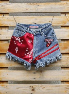 21 Attractive DIY Shorts Ideas To Try This Summer 07