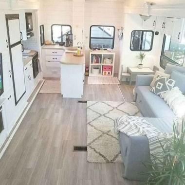 21 RV Living Decor To Make Road Trip So Awesome 03