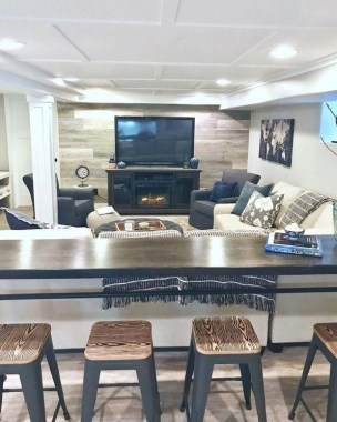 23 Best Basement Remodel Ideas To Inspire You 09
