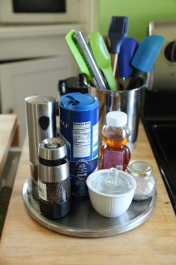 23 Inventive Kitchen Countertop Organizing Ideas To Keep It Neat 20