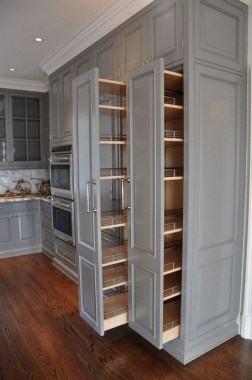 23 Kitchen Pantry Ideas With Form And Function 22