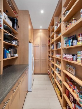 23 Kitchen Pantry Ideas With Form And Function 24