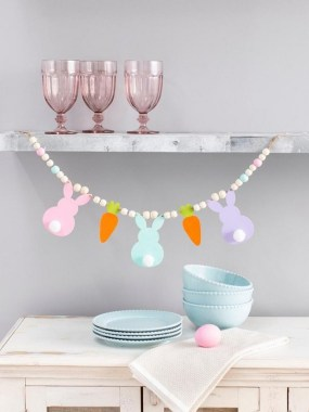 24 DIY Easter Decorations To Welcome Spring 16