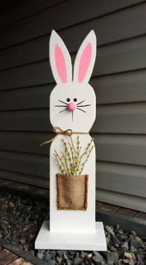 24 DIY Easter Decorations To Welcome Spring 17