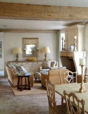 24 Incredible European Farmhouse Living Room Design Ideas 03