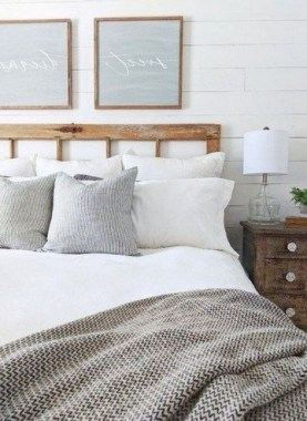 25 Awesome Rustic Bedroom Furniture Ideas To Get The Farmhouse Charm 03