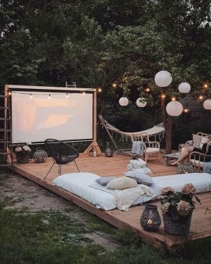 25 Easy And Cheap Backyard Ideas You Can Make Them For Summer 03