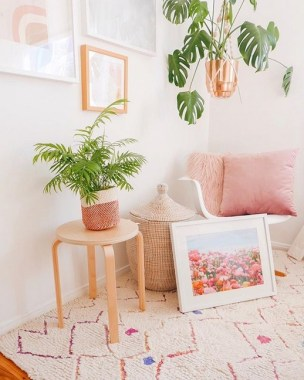 25 Spring Home Decor Ideas With Pastel Color 08