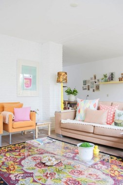 25 Spring Home Decor Ideas With Pastel Color 20