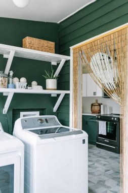 26 Beautiful And Functional Small Laundry Room Design Ideas 25