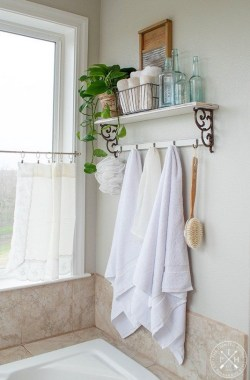 27 Built In Bathroom Shelf And Storage Ideas To Keep Your Bathroom Organized 27