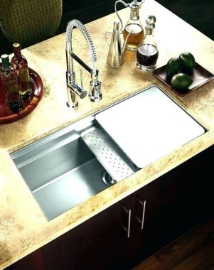 27 Modern Minimalist Kitchen Sink Ideas 22