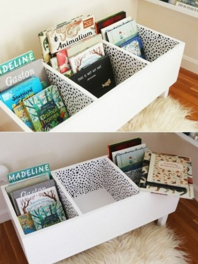 27 Smart And Unusual Book's Storage Ideas For Book Lovers 06