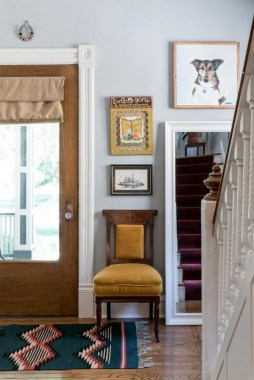 27 Vibrant Entryways To Give Your Guest Good First Impression 19