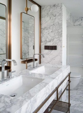 28 Ways To Make Your Small Bathroom Feel Bigger 06