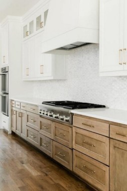 29 Stunning Ways To Upgrade Your Plain And Boring Kitchen Cabinets 08