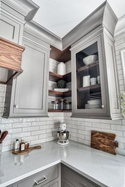 29 Stunning Ways To Upgrade Your Plain And Boring Kitchen Cabinets 21