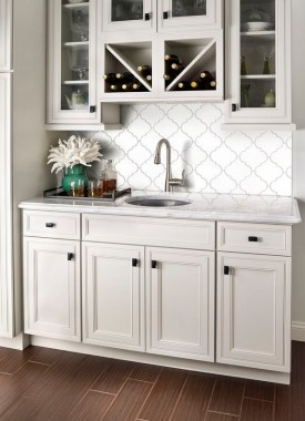 29 Stunning Ways To Upgrade Your Plain And Boring Kitchen Cabinets 24