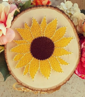 31 Creative DIY String Art Project Ideas To Inspire You 06