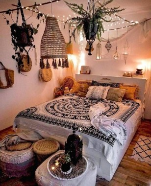33 Enthralling Bohemian Style Home Decor Ideas To Inspire You 34