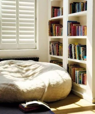 35 Cozy Nook Ideas To Sip On A Cup Of Tea And Read A Good Book 05