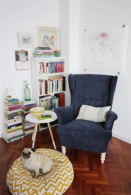 35 Cozy Nook Ideas To Sip On A Cup Of Tea And Read A Good Book 24