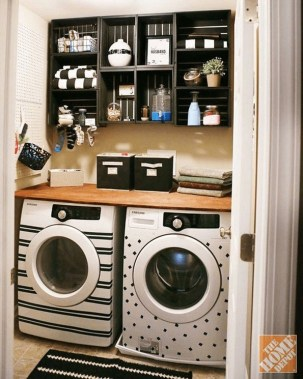 35 Laundry Room Design Ideas That Will Make You Want To Do Laundry 22