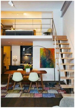 37 Small City Loft With Comfortable Style To Inspire You 29