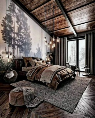 39 Cute And Stylish Loft Bedroom Design Ideas For Your Dorm 30