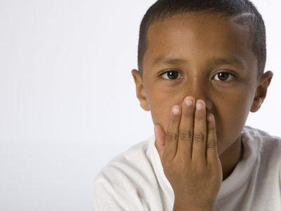 التهتهة او التأتأة عند الاطفال
